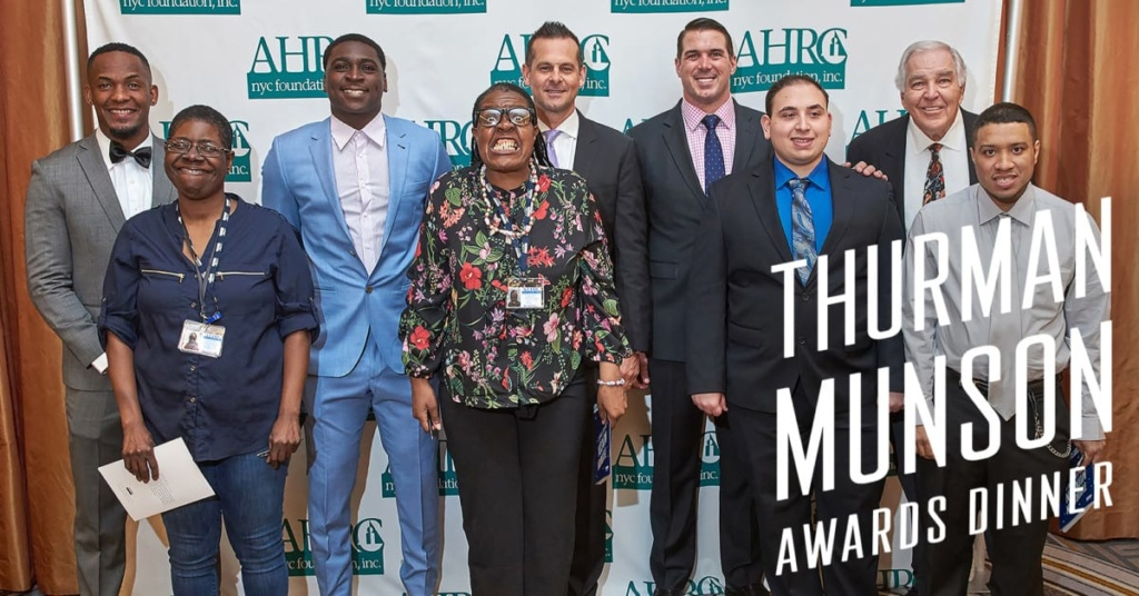 Thurman Munson Awards Dinner Honors Athletes and Supports Programs