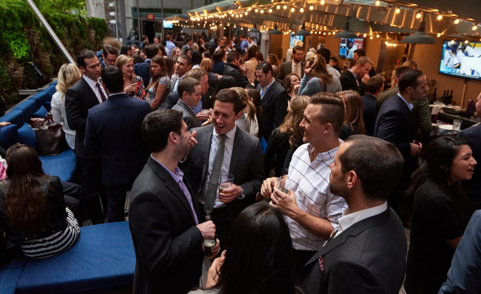 previous Networking event at AM